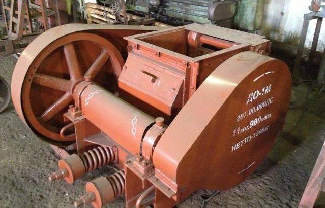 Дробилка ДО-1М