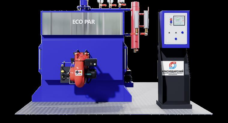 Паровой котел, парогенератор ECO-PAR