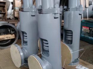 Клапаны предохранительные пружинные Т-31,Т-32