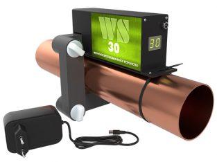 WS — 30 прибор от накипи