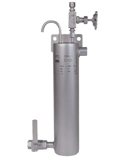Охладитель отбора проб VYC 560 — DRM — 1