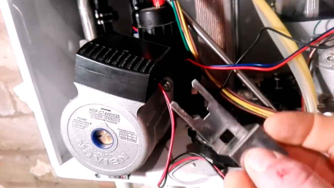 инструкция по замене трехходового клапана