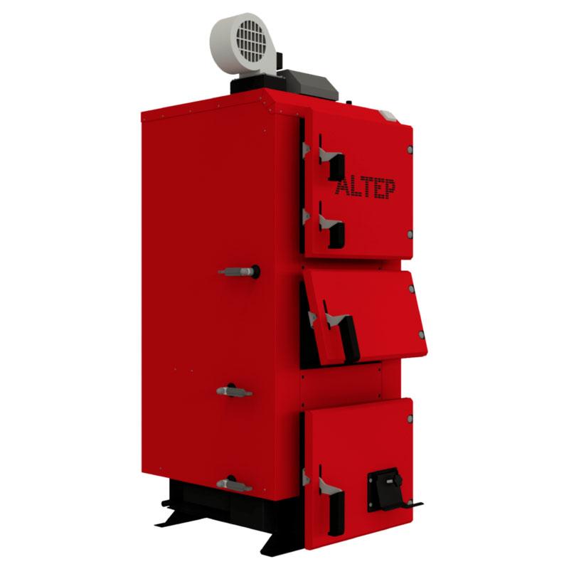 Твердотопливный котел Altep Duo Plus 95 кВт