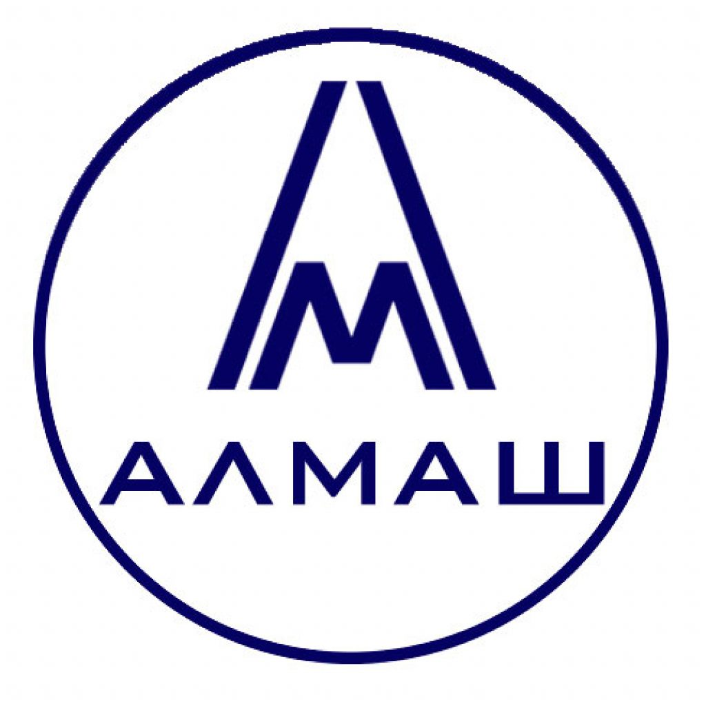 Логотип Алмаш