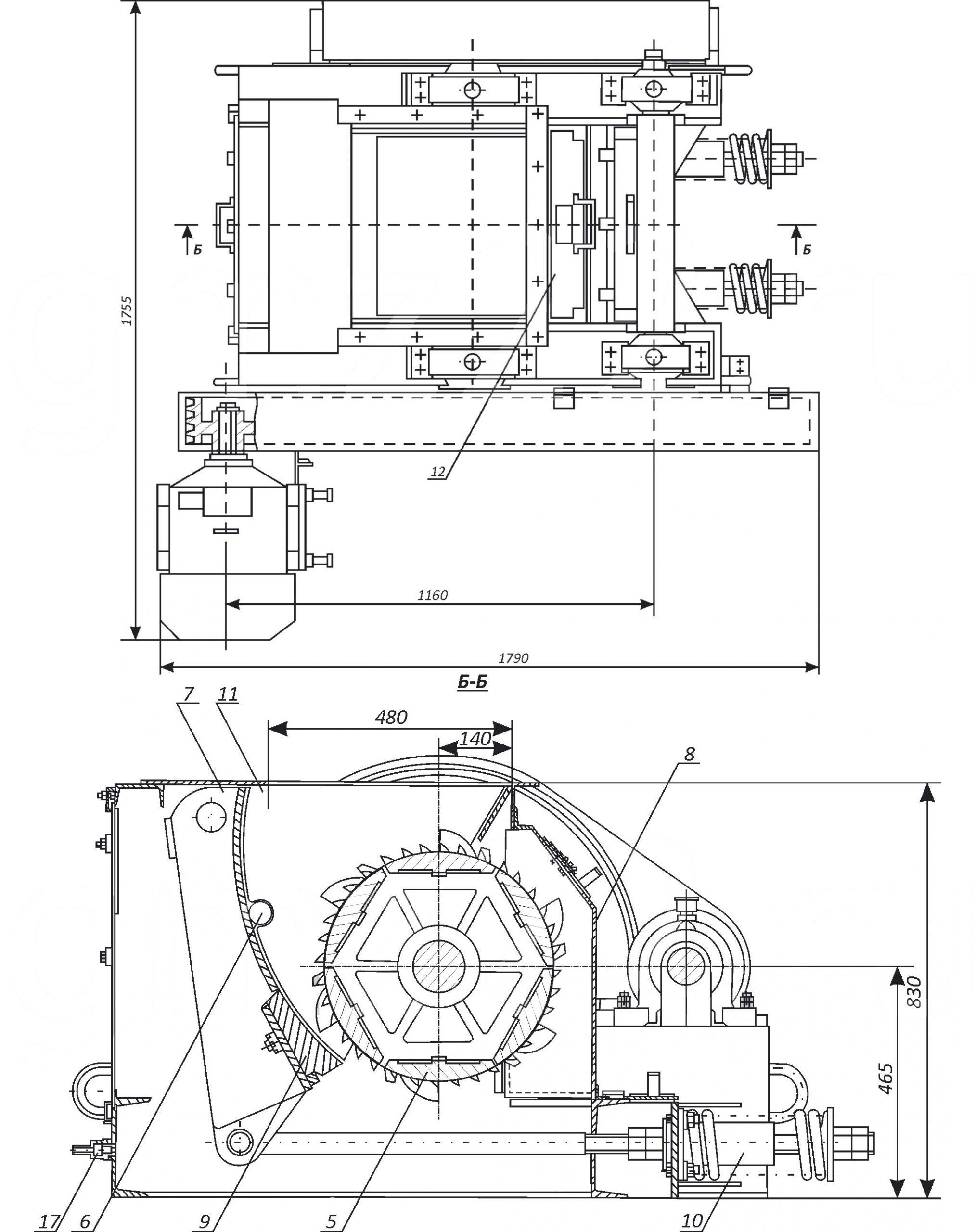 Дробилки ДО-1М. Характеристика и принцип работы.