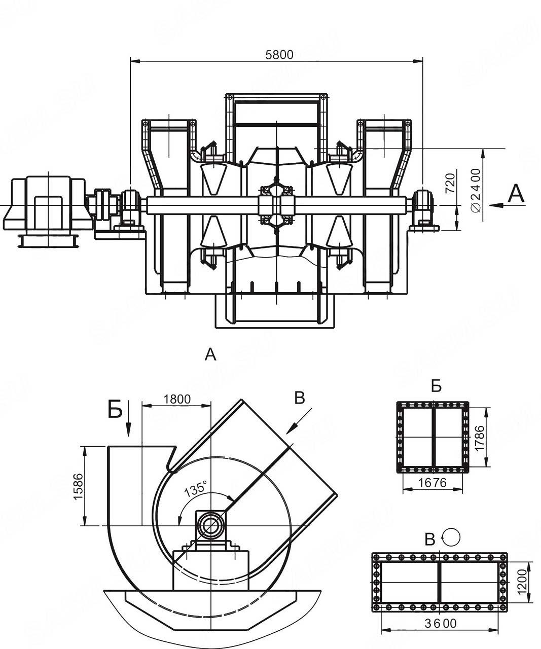 Общий вид ВДН-24x2