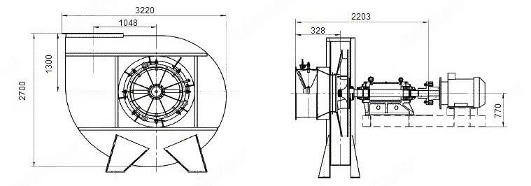 Общий вид ВМ-100