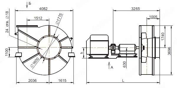 Общий вид ВМ-160