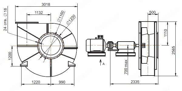 Общий вид ВМ-18