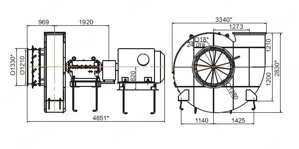 Общий вид ВМ-20