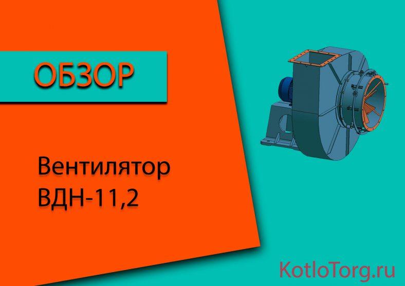 Вентилятор-ВДН-11