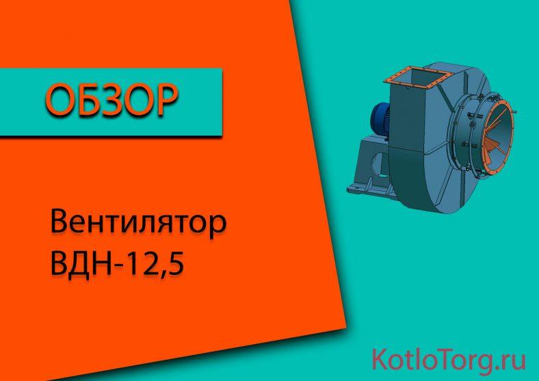 Вентилятор-ВДН-12