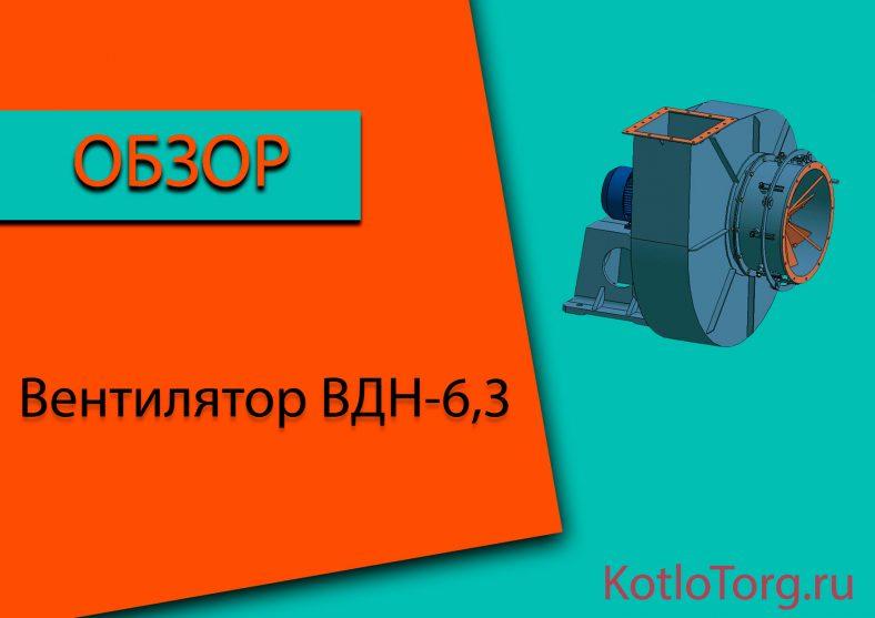 Вентилятор-ВДН-6
