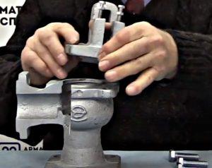 Крышка предохранительного клапана