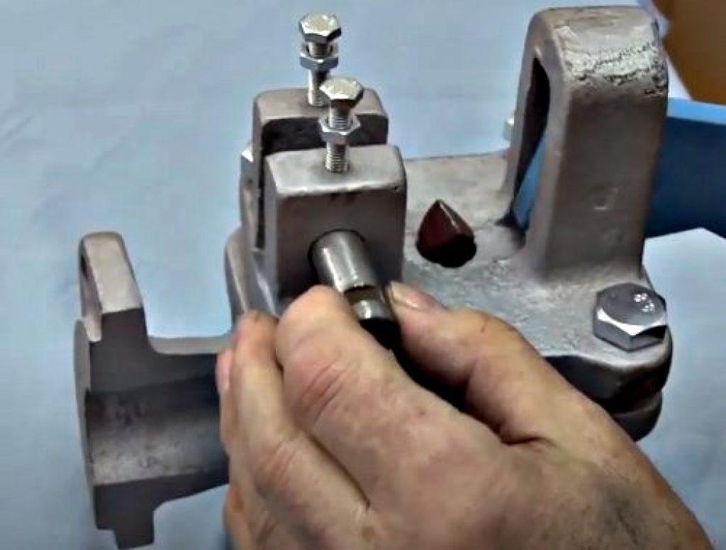 Обзор клапана предохранительного - рычажного и пружинного